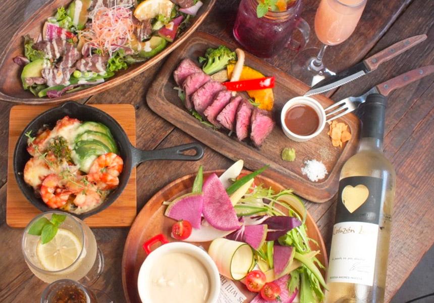 心からのおもてなし心よろこぶ空間-SEOUL DINING