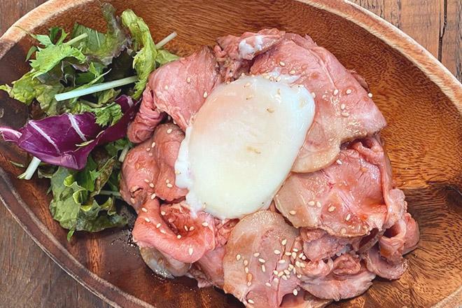 ローストポーク丼-(株)ソウルダイニング SOUL DINING