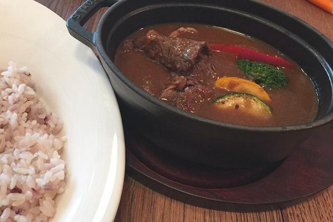 484特製カレー-(株)ソウルダイニング SOUL DINING